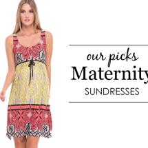 Maternity Sundresses
