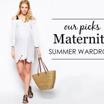 Maternity Summer Wardrobe