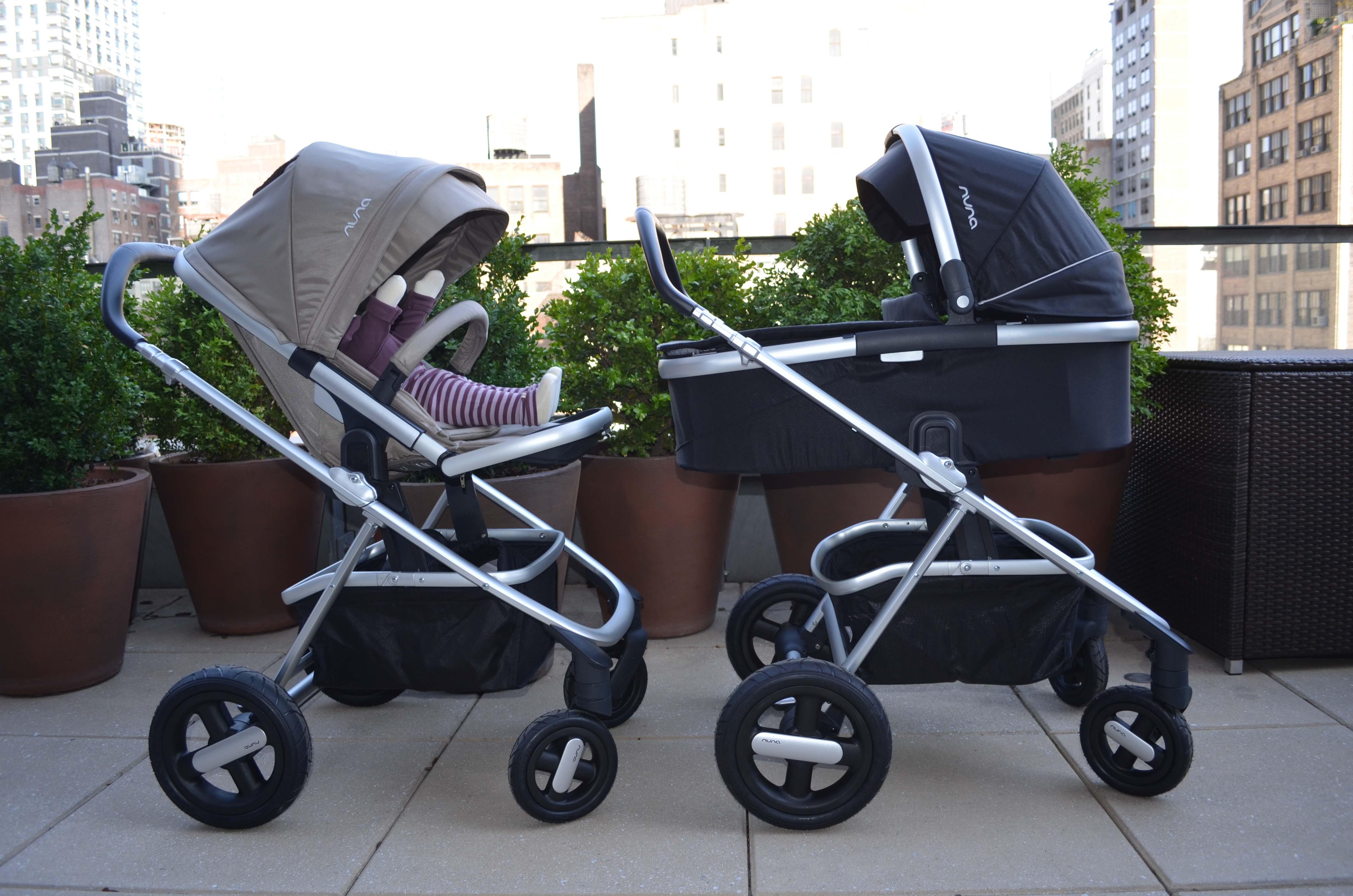 Nuna IVVI Stroller