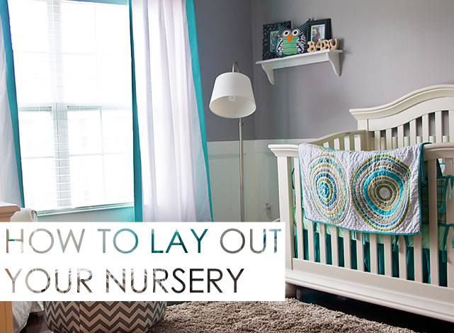 Perfect Spacing How To Lay Out A Nursery Project Nursery