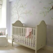Lavender Chinoiserie Nursery