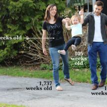 Pregnancy Annoucement Idea