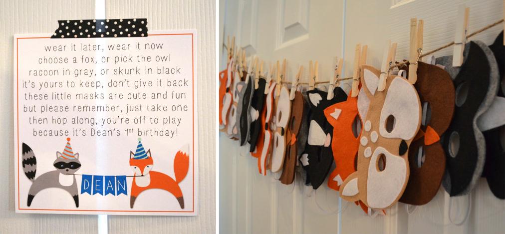 Readers Favorite Foxy First Birthday Project Nursery
