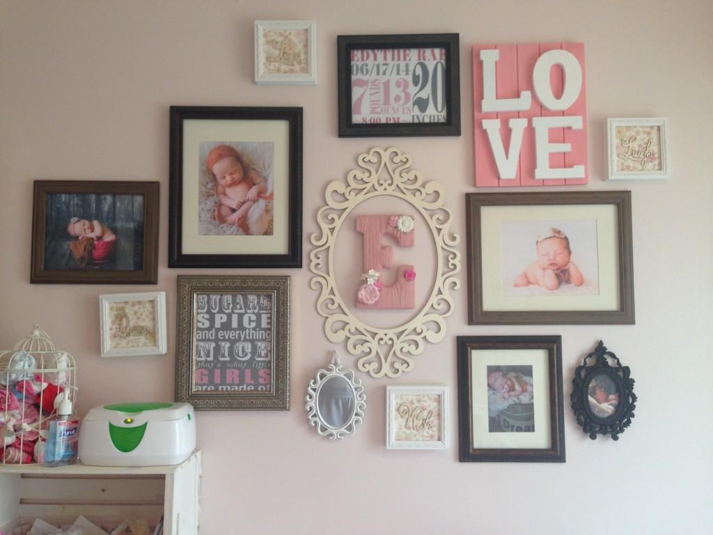 Edythe S Shabby Chic Nursery Project Nursery