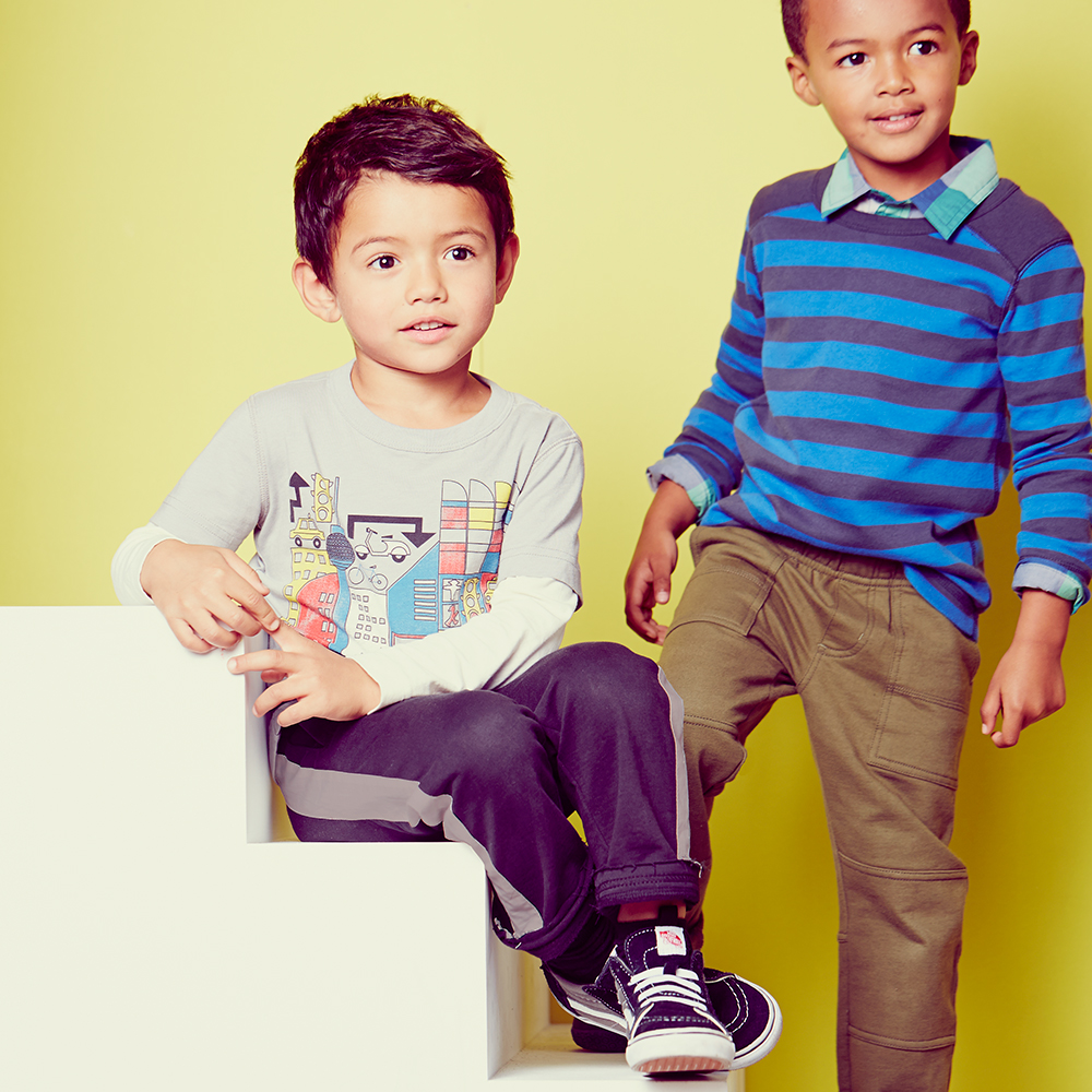 Boys Clothing from Tea Collection