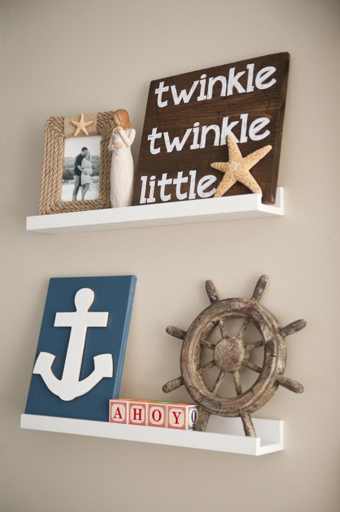 Nautical Nursery Accents