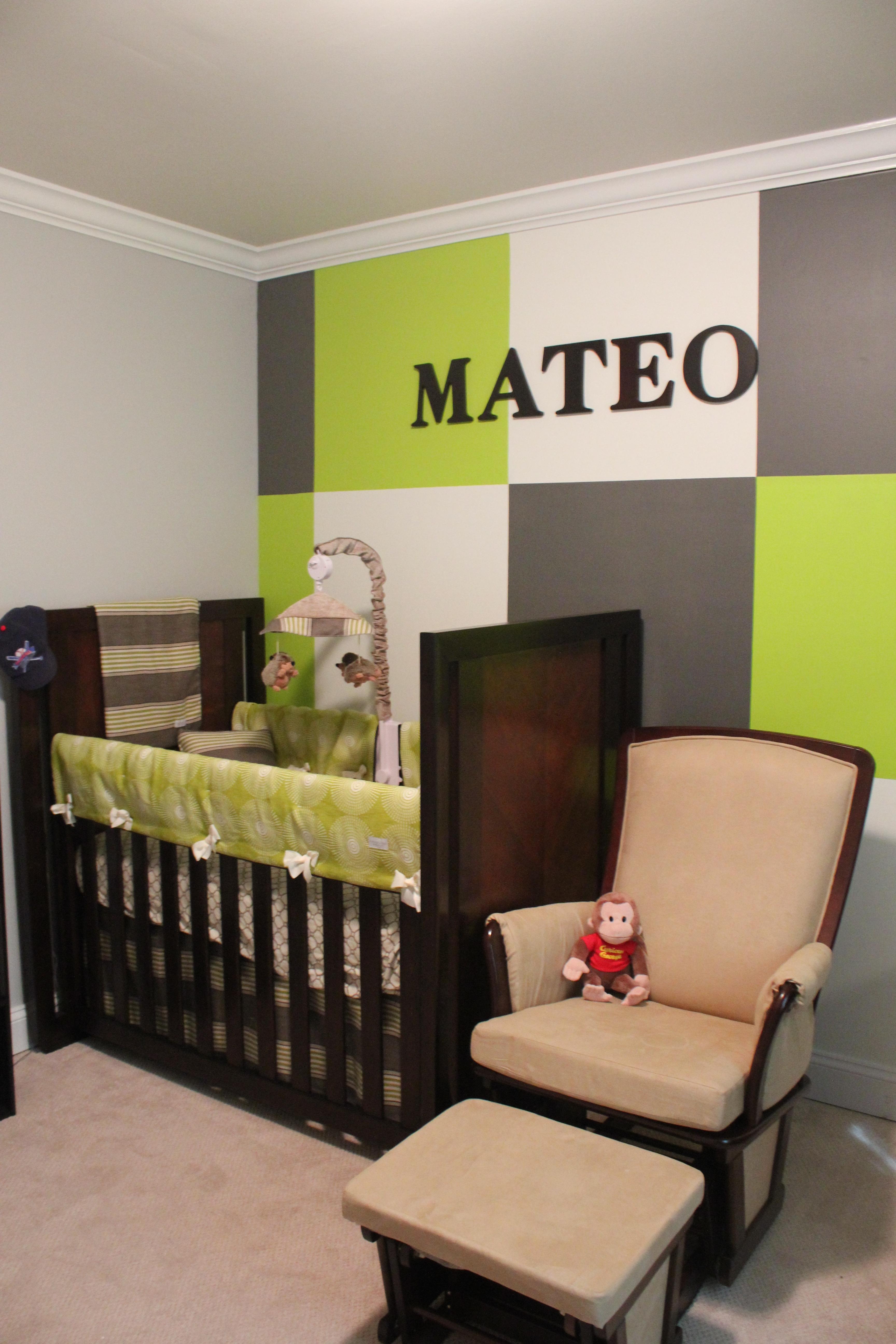 Diy Boy Nursery Decor