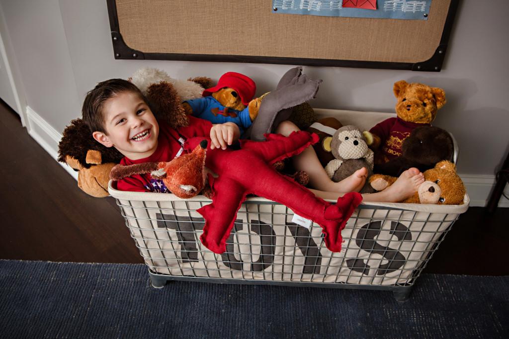 RH Baby & Child Large Toy Bin - Project Nursery