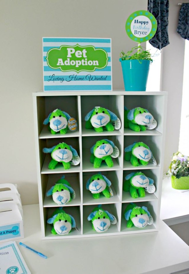 Puppy Themed Birthday Party Project Nursery