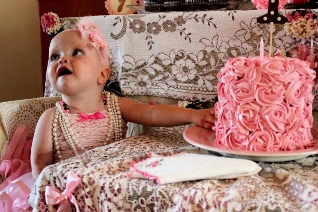 Vintage Ballerina Birthday Party - Project Nursery