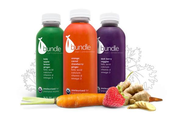 bundle organics prenatal juice
