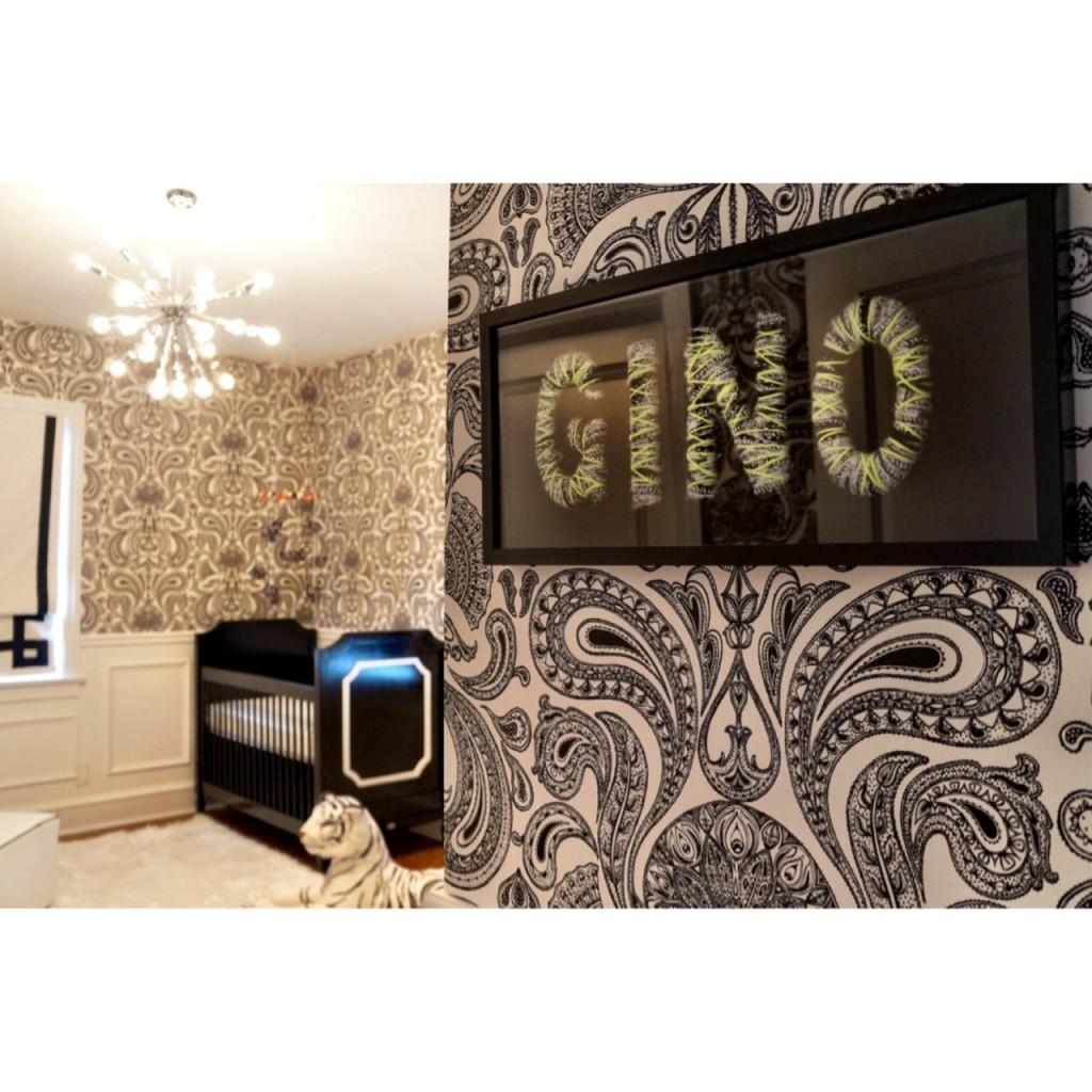 """Handmade Yarn Art """"GINO"""""""