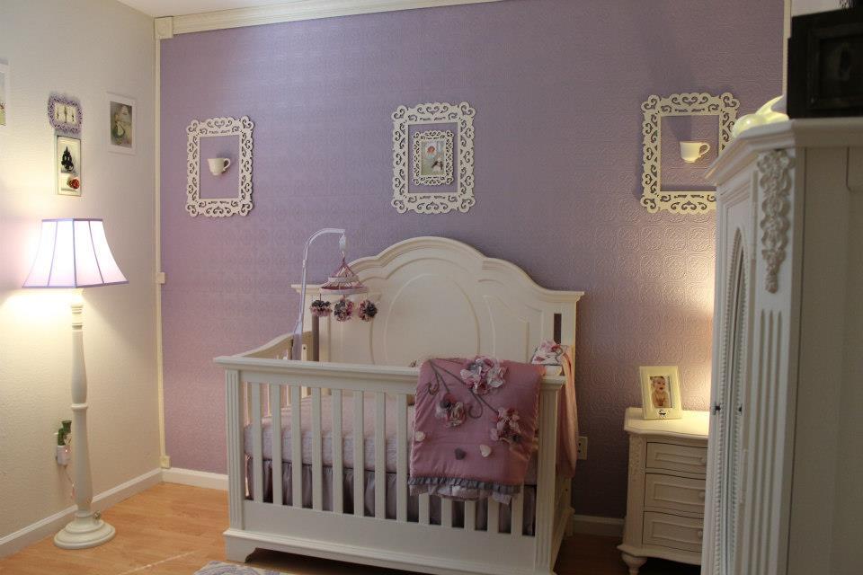 Vintage Alice In Wonderland Nursery Project Nursery