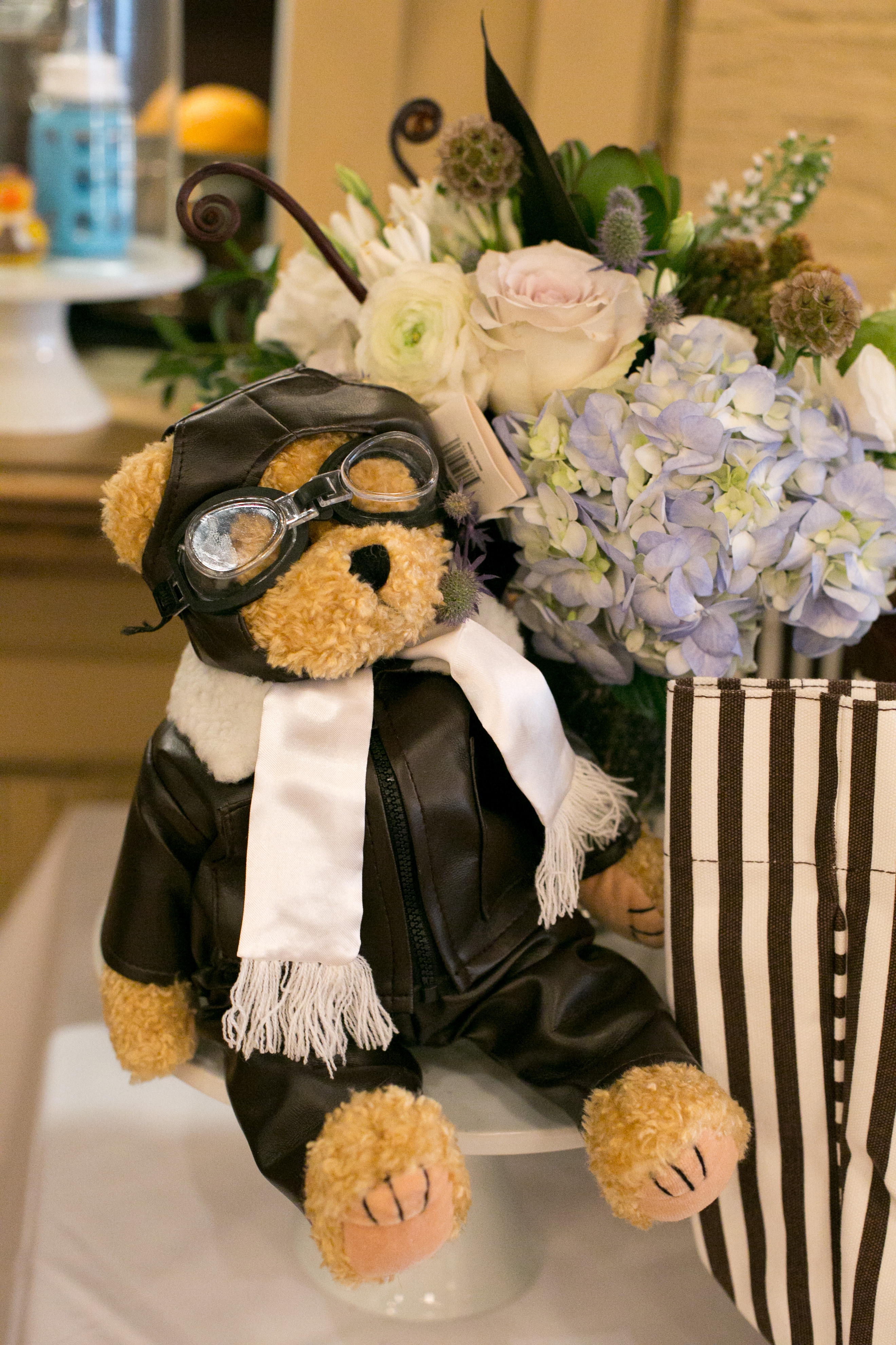 Aviator Teddy Bear