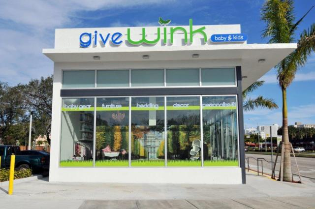 Give Wink Storefront