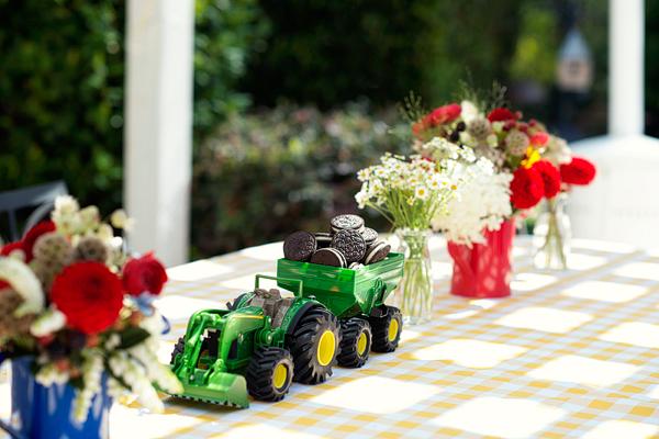 Barnyard Flower Arrangements