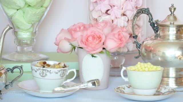 Birthday Tea Party Decor - Project Nursery