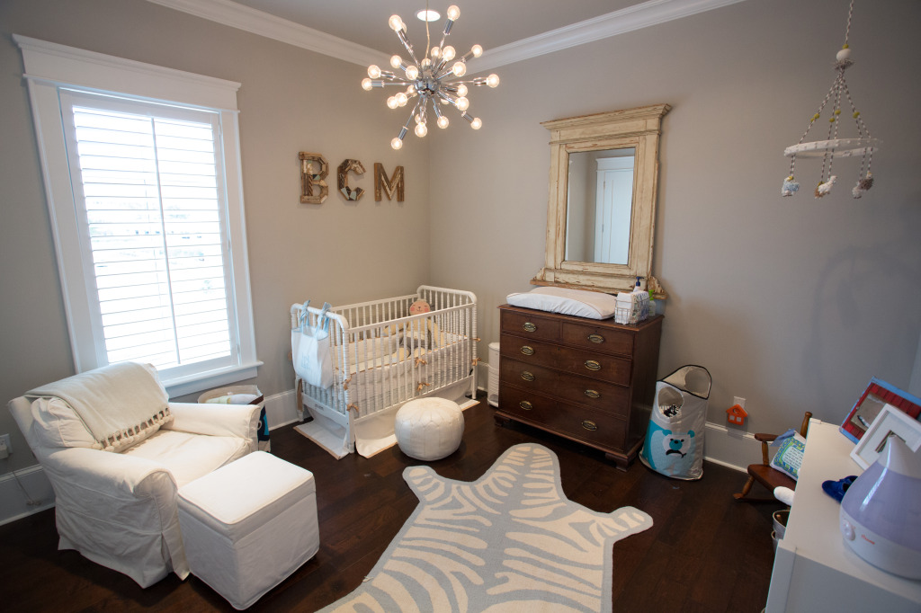 Baby Blue Boy Nursery
