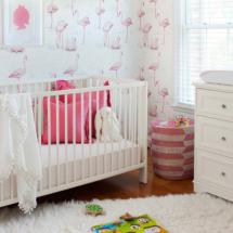 Flamingo Nursery - Project Nursery