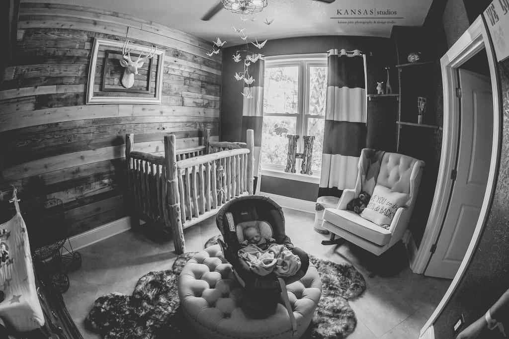 Baby Boy Rustic Nursery