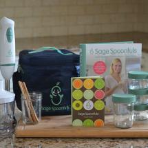Sage Spoonfuls Homemade Baby Food Making Kit