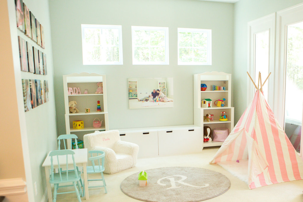 Baby Girl Playroom