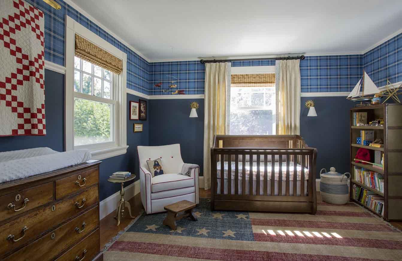 Eamon S Vintage Americana Nursery Project Nursery