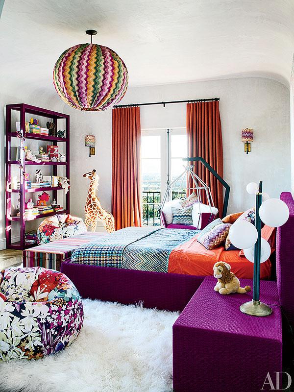 Ellen Pompeo's Daughter's Room Architectural Digest