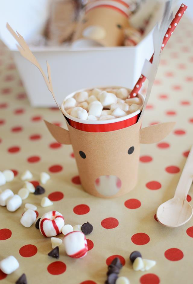 Reindeer Hot Cocoa