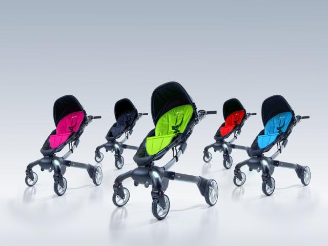 4moms Origami Stroller by 4moms