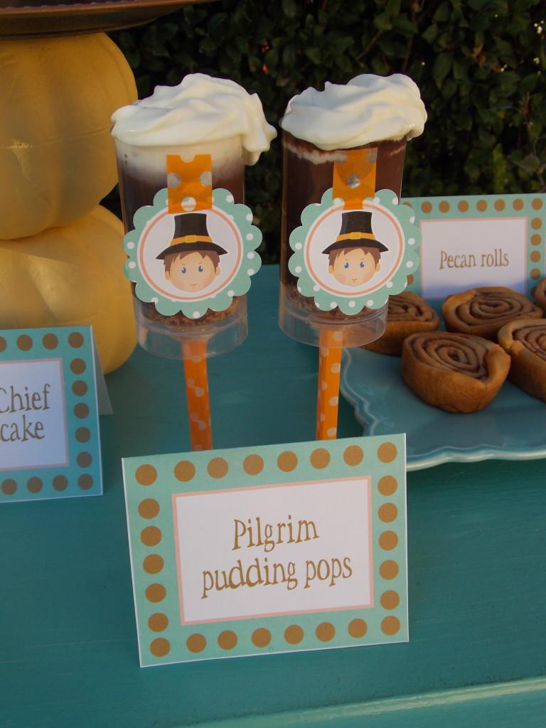Pilgrim Pudding Pops - Project Junior