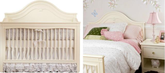 Debby Convertible Crib