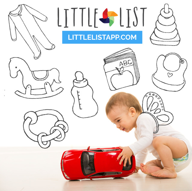 LittleList 1 Year Old Instagram
