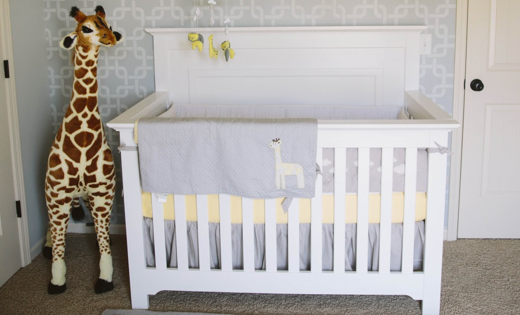 Subtle Safari Nursery For Baby Aiden Project Nursery
