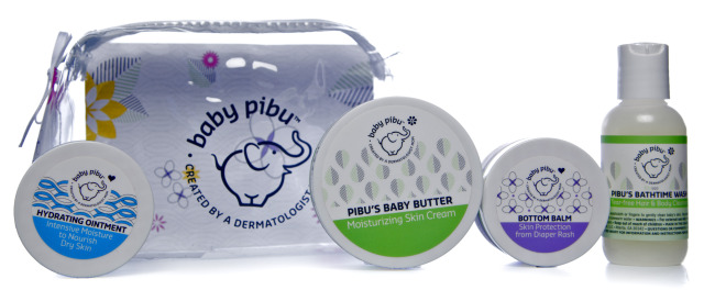 Baby Pibu's Travel Essentials Set