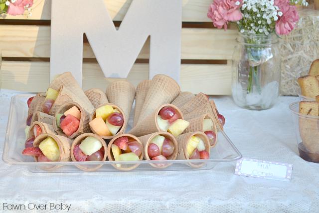 Fruit-in-a-Cone