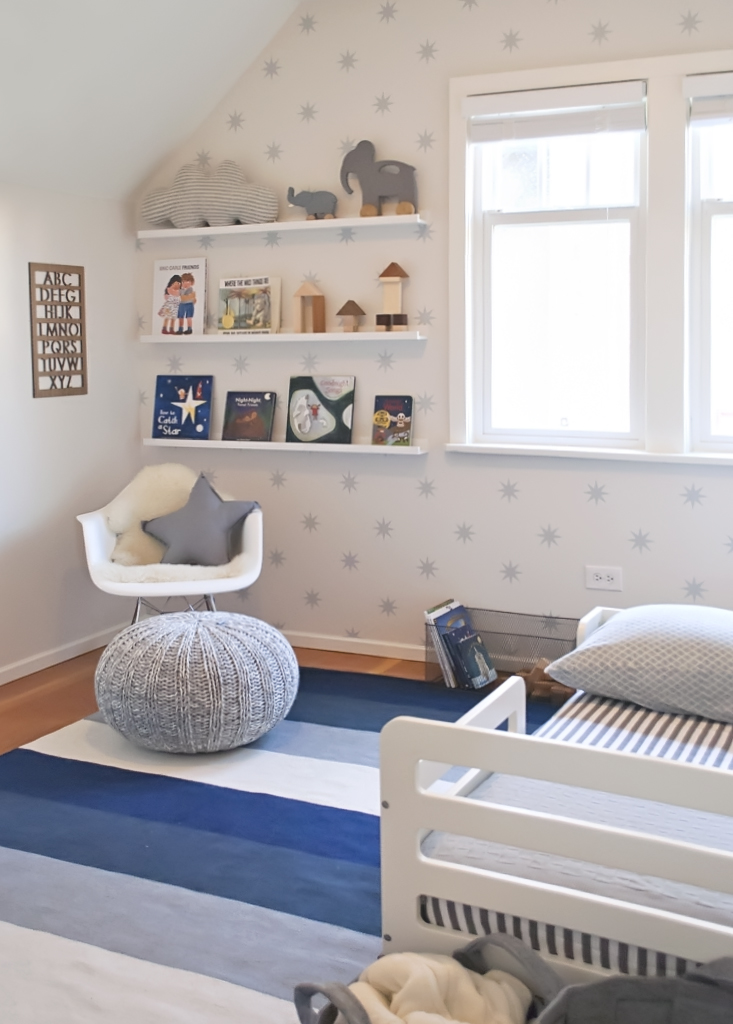 Toddler Boy Room Design: Hudson's Toddler Boy Transition