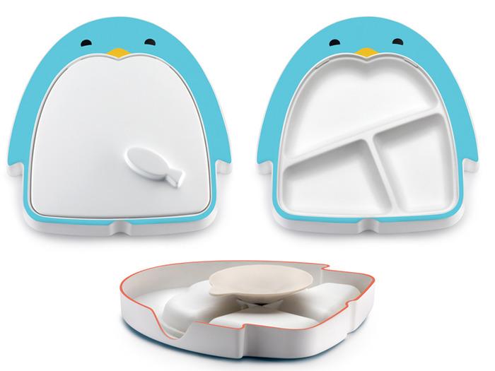 Adi Penguin Plate