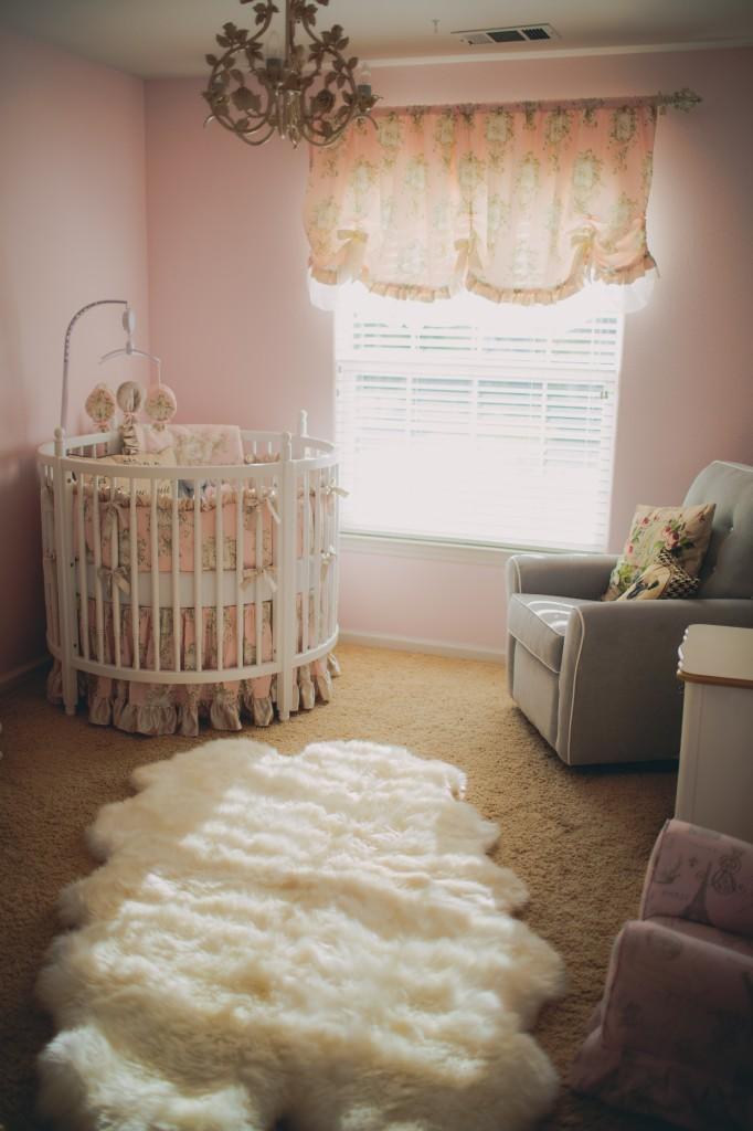 Marie Antoinette Nursery