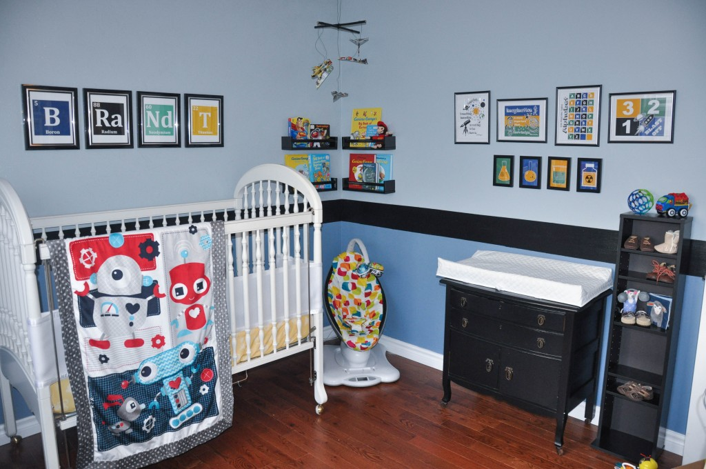 Science Themed Nursery