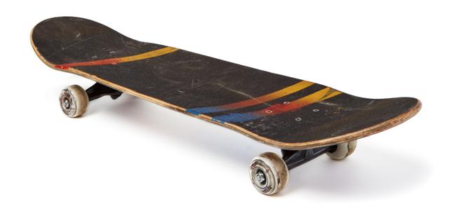 Paddington Skateboard