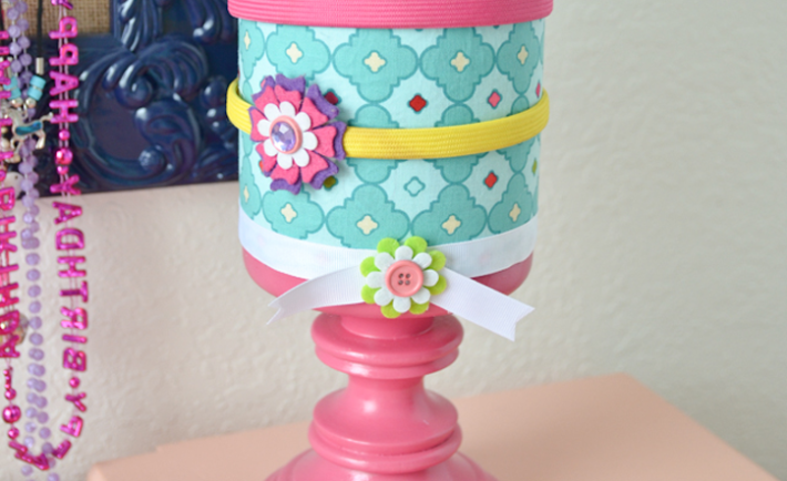 Baby Headband Holder Tutorial