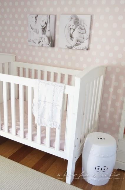 Pink Polka Dot Nursery