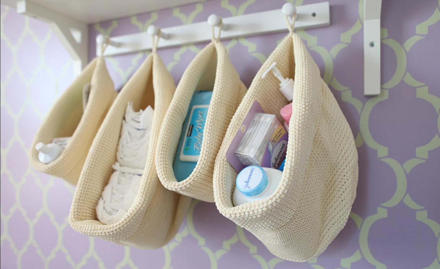 Creative Nursery Organization Ideas - Project Nursery