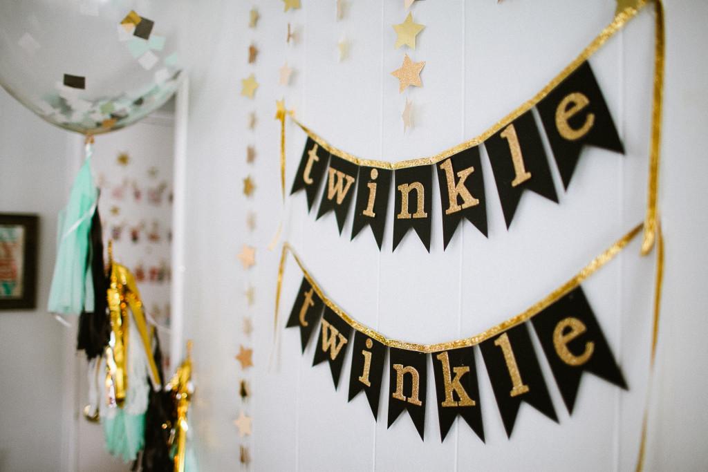 Betsy S Twinkle Twinkle Little Star Birthday Project