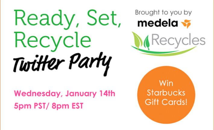 Medela Twitter Party