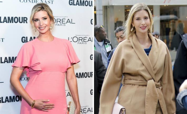 Ivanka Trump's Maternity Style