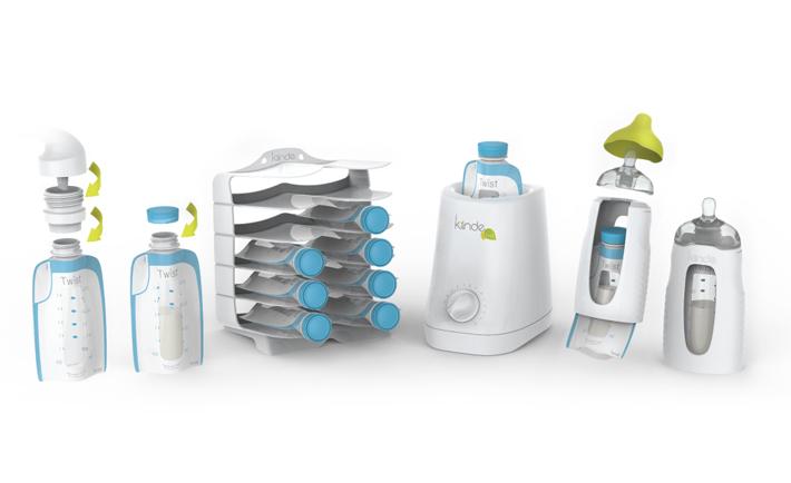 The Kiinde Twist Feeding System Project Nursery