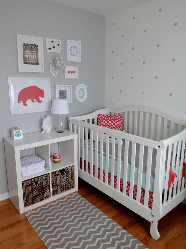 C And Gray Nursery