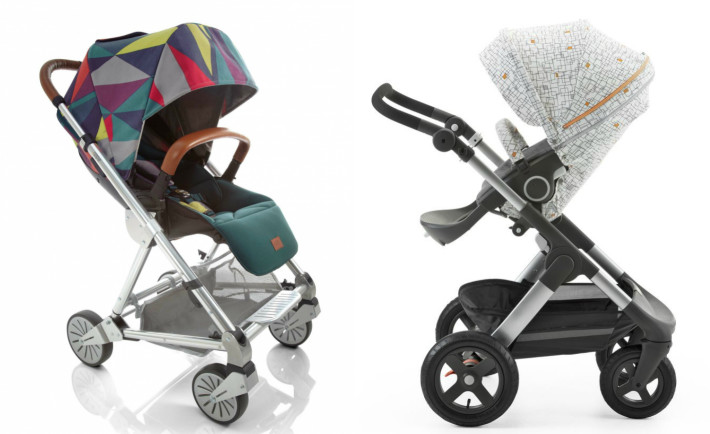 Bold Stroller Patterns